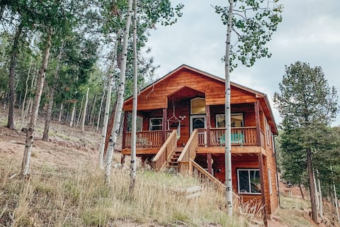 Victory View Cabin