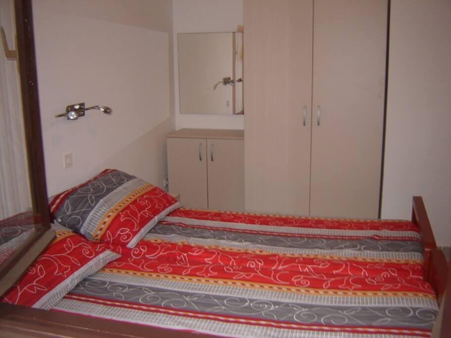 Bedroom for parents