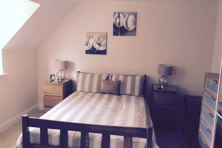 Ensuite Room in Newly built house - Clifton - Dom
