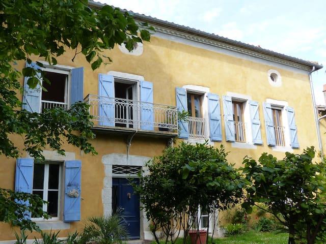 Chambres d'hôtes Au Domaine d'en Pastré - Roumens - Pousada