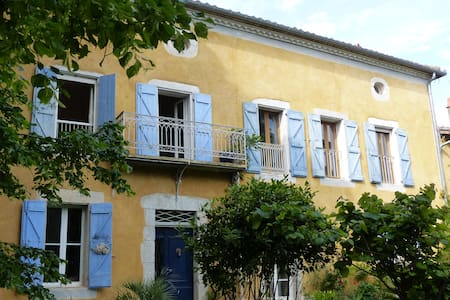 Chambres d'hôtes Au Domaine d'en Pastré - Roumens - Bed & Breakfast