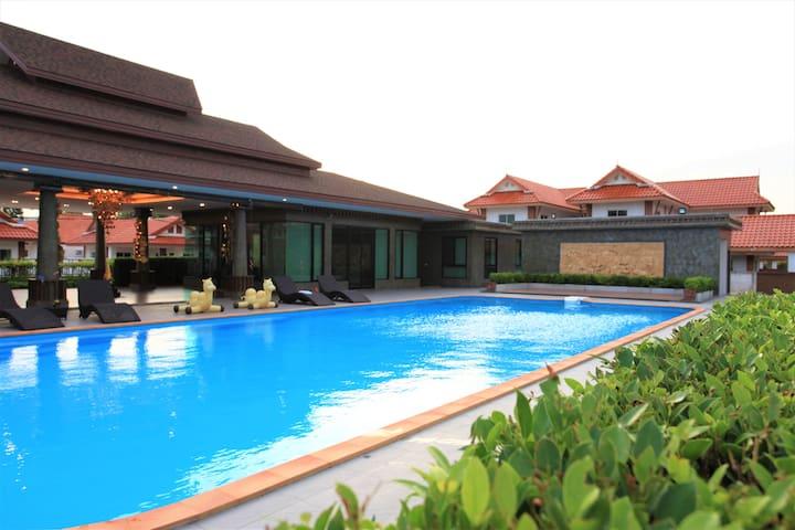 Spacial 1BR villa 136 sqm.
