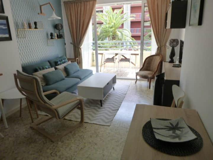 Gran piso soleado con 3h, 2 baños, terasa, piscina
