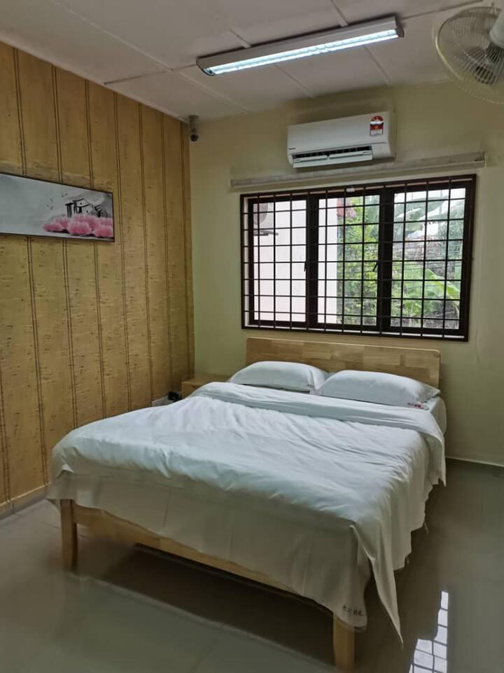 Single Room @ KL/Pandan Jaya 吉隆坡单人房中国风民宿