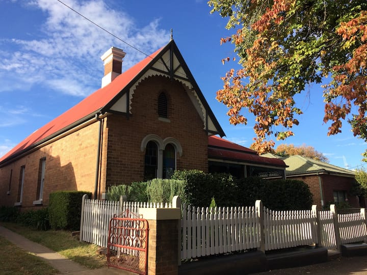 Byng St Victorian Home