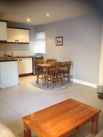 Double Bed En-Suite,Parking,Kitchen,Town Center. - Killarney - Townhouse