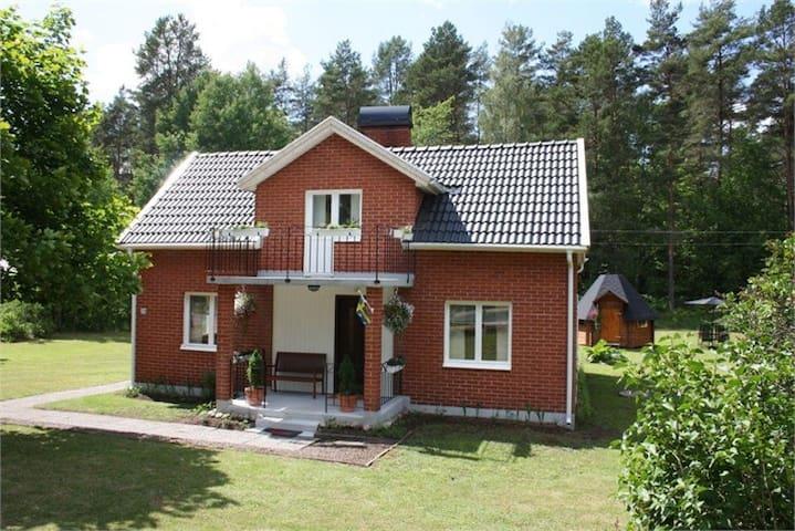Ferienhaus Bergaliden, Bockara, Småland