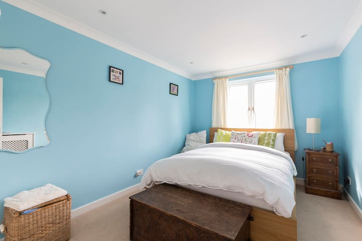 Central London Double Bedroom - London - House