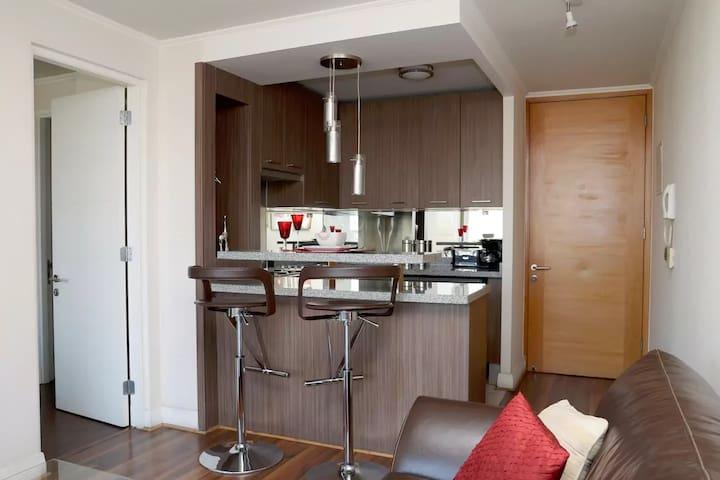 Nice View Apartment in Santiago - Las Condes