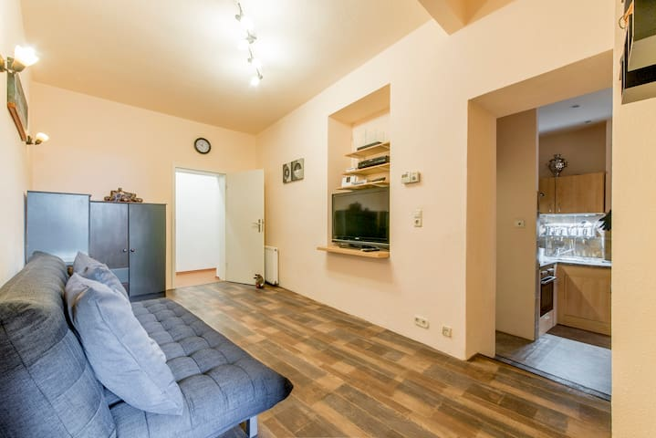 ID 2348 | 4-room-apartment wifi - Hannover - Flat