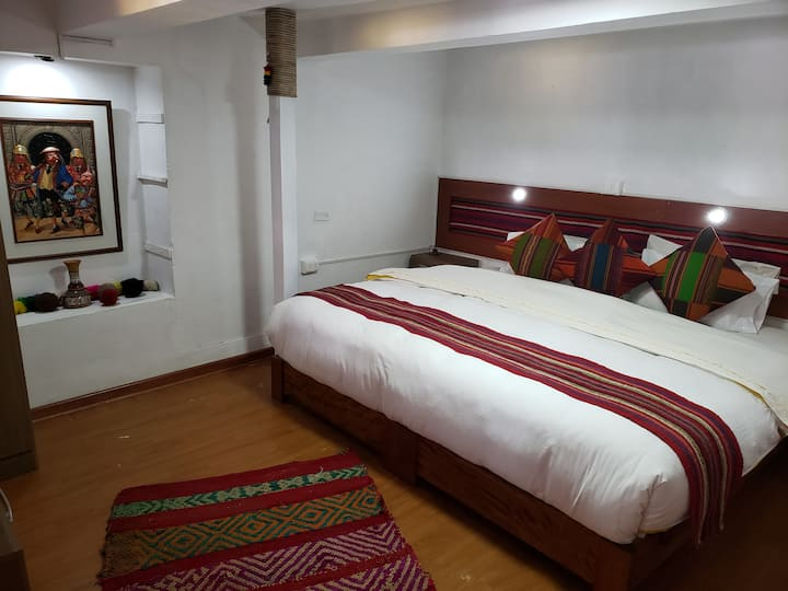 Magic and comfortable Rooms 1- Downtown Cusco