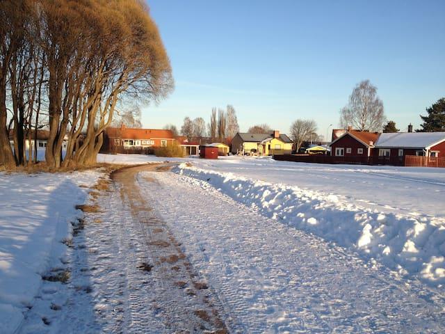 Hus 2 km från Vasaloppsmålet - Mora - Casa