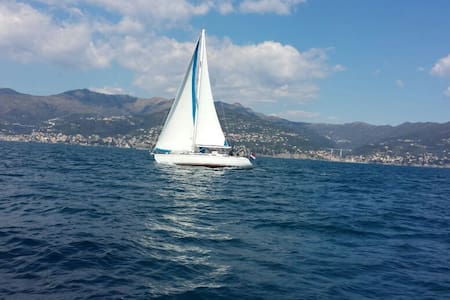 CRUISES IN 5 TERRE, HIKING WEEK IN SAILING BOAT ! - Santa Margherita Ligure