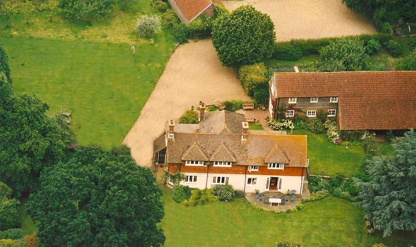 Haymakers Farm Barn, Waldron, East Sussex - East Sussex - Bed & Breakfast