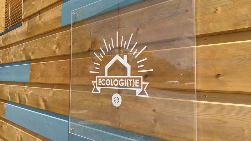 L'Ecologi(t)e, tiny house of gouffre of Padirac