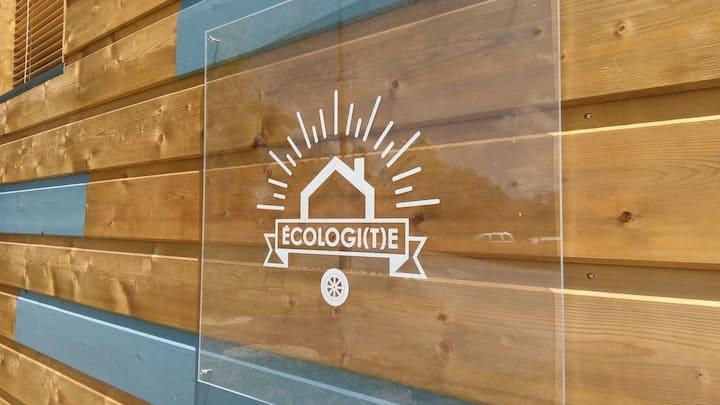 L'Ecologi(t)e, la tiny house du gouffre de Padirac