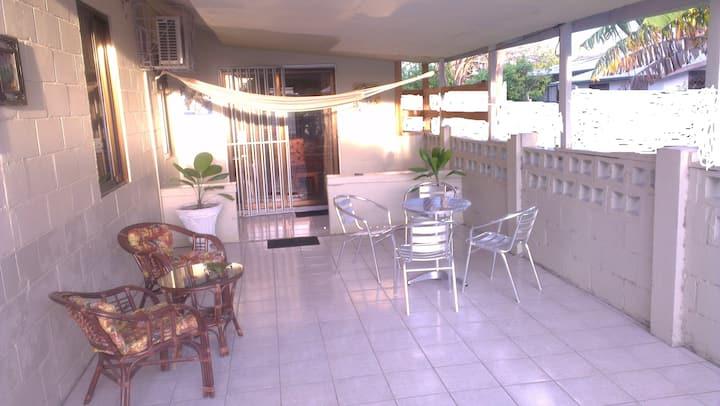 Huize Henriette ( 5 min van Paramaribo- Centrum!)