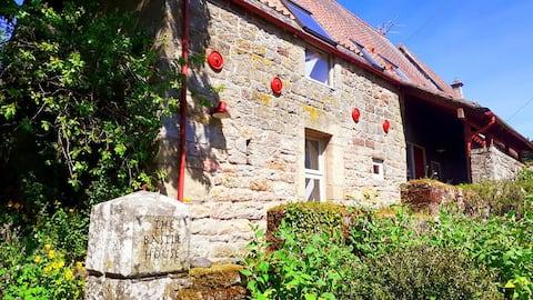 Historic farmhouse with a modern twist