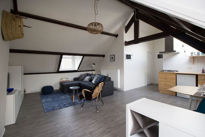 Loft apartment city centre Venlo,