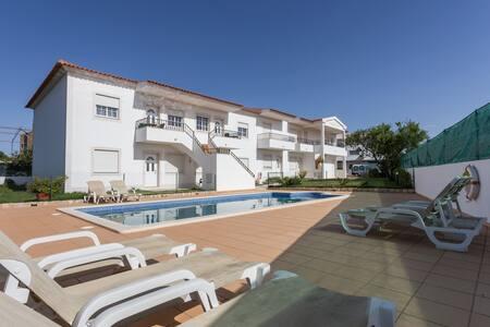 RC-Pata Residence! Albufeira flat 5 min beach! H - Albufeira - Apartment