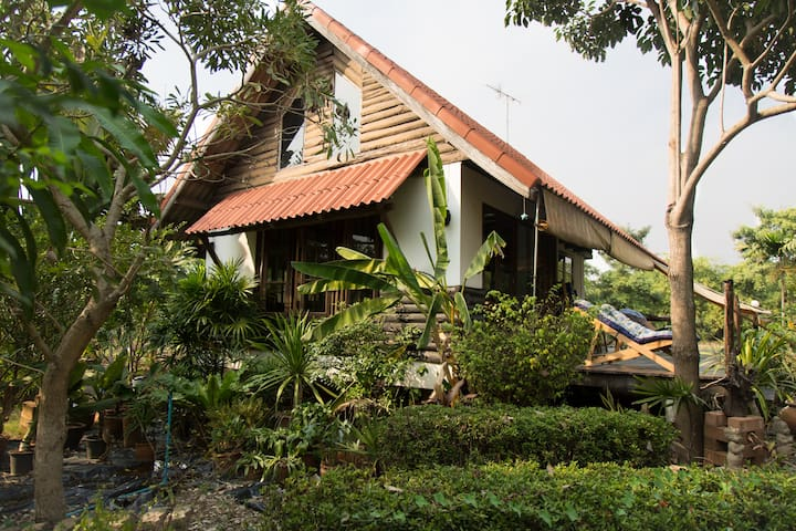 Klong Song Garden Cottage - Klong Luang - House