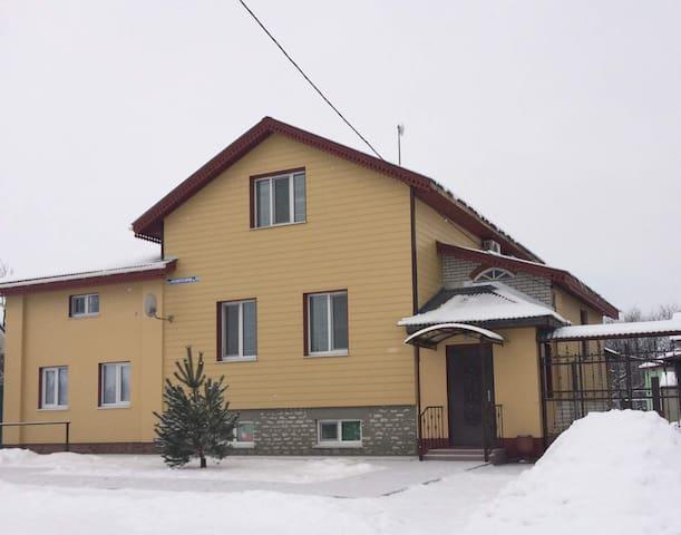 Дом  у Константина  в Суздале для 2 - 11 человек