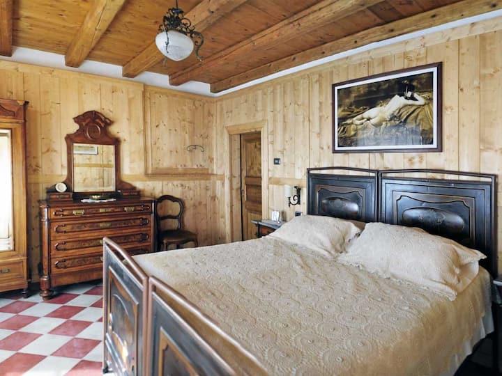 Como Lake, Historical House B&B Aquarelle Folon