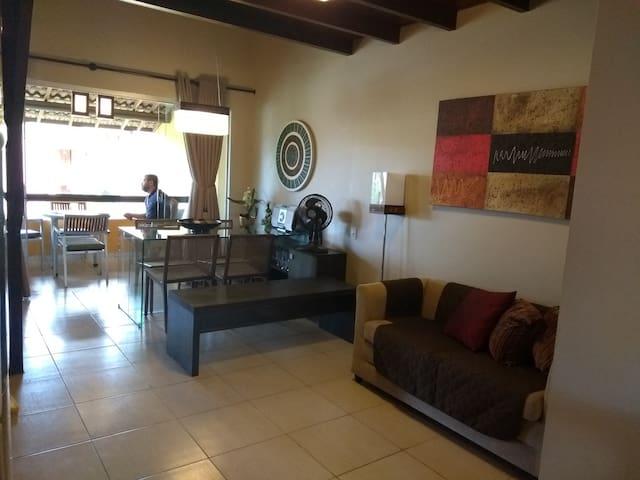 Winterville Residence - Gravatá Flat com 3 quartos