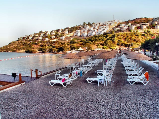 Wonderful summer house by the Beach - Bodrum  - Casa