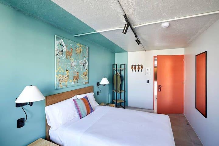Selina Miraflores Lima - Small Room