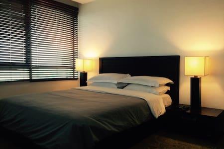 2-bedrm in the heart of Greenhills - San Juan - Apartament