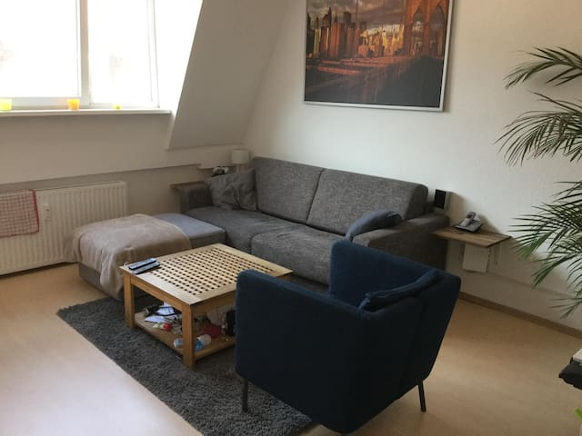 """Cosy flat for up to 4 people near """"Schrevenpark"""""""