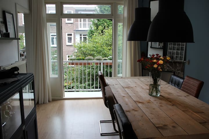 Spacious Apartment Amsterdam