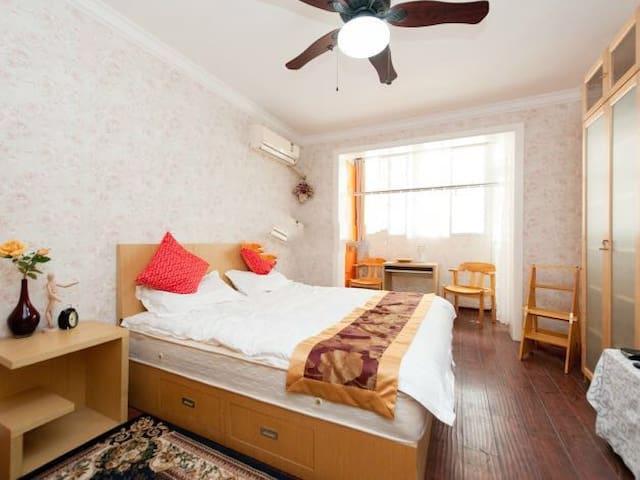 中山公园,独立大床,主卧 - 上海 - Appartement