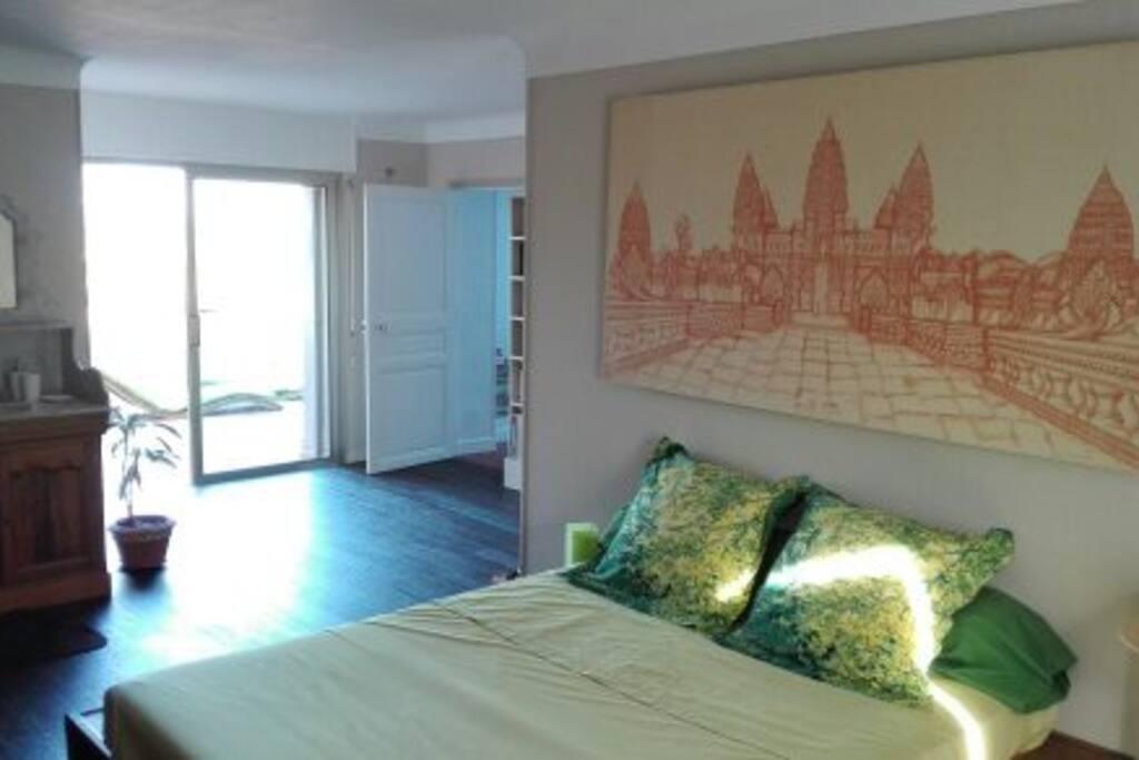Magnifique chambre avec terrasse maisons de ville louer roquebrune sur argens provence - Chambre d hote roquebrune sur argens ...