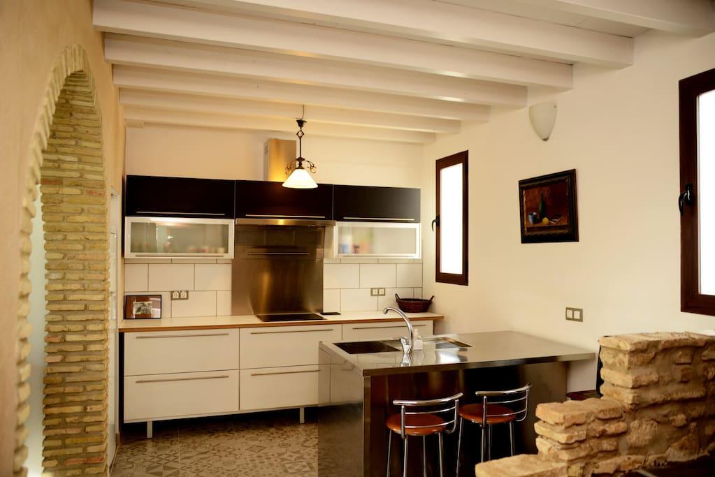 kitchen/cocina moderna