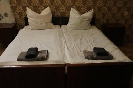 Schlafzimmer 2 Betten