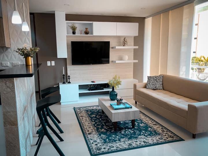 Excelente apartamento en la mejor ubicación