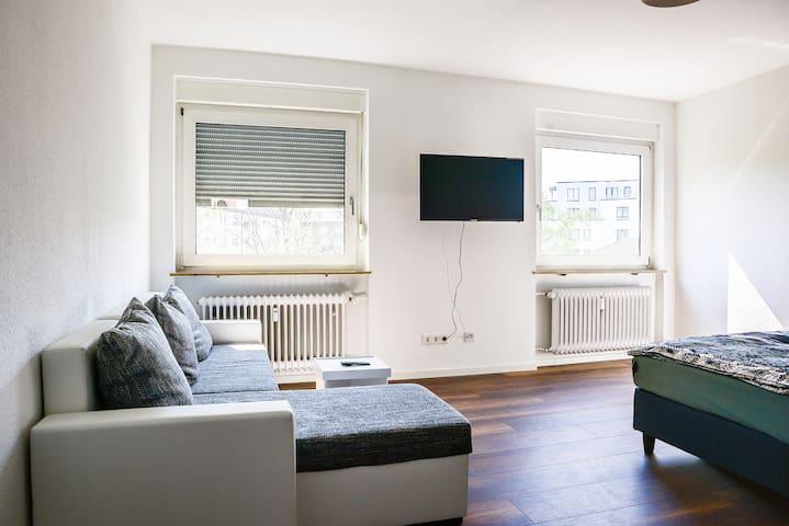 City Wohnung mit idealer Anbindung - Mannheim - Apartment