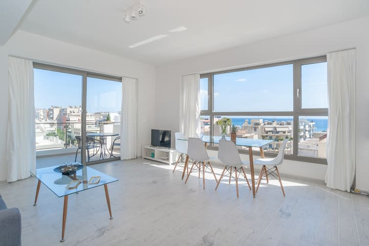 Alimos Brand New Apartment D2- Close to the sea (ALI150)