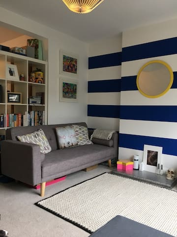 Cosy bedroom in nice, clean, friendly house