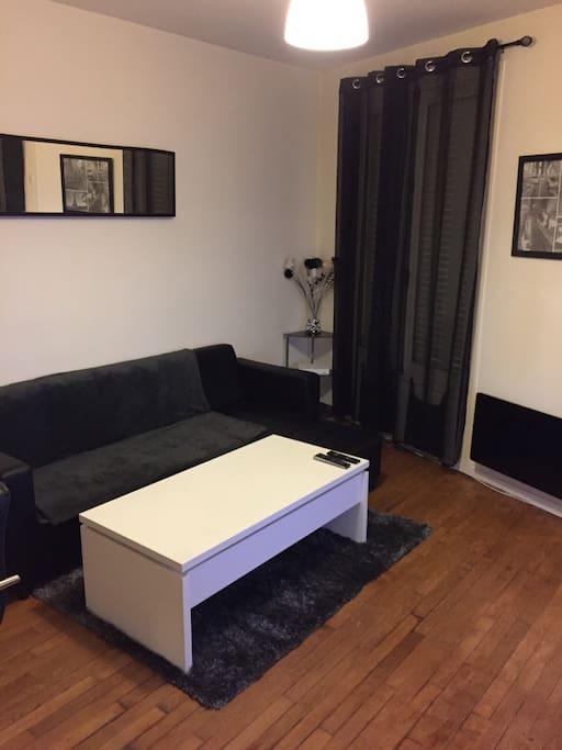 2 pieces 40m2 gare d'Aulnay RER B proche Paris CDG Apartments for Rent in Aulnay sous Bois  # Pieces Auto Aulnay Sous Bois