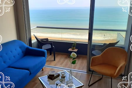 "5""Private Suite ocean view near Airport/Miraflores"