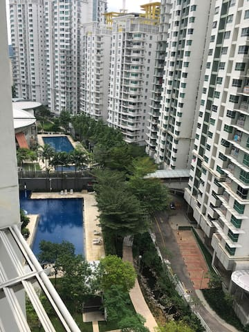 MSQ CLEAN AND SPACIOUS 3BR HOME STAY