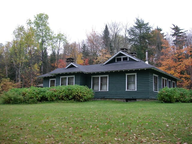 GATE COTTAGE - PET FRIENDLY. at White Pine Camp