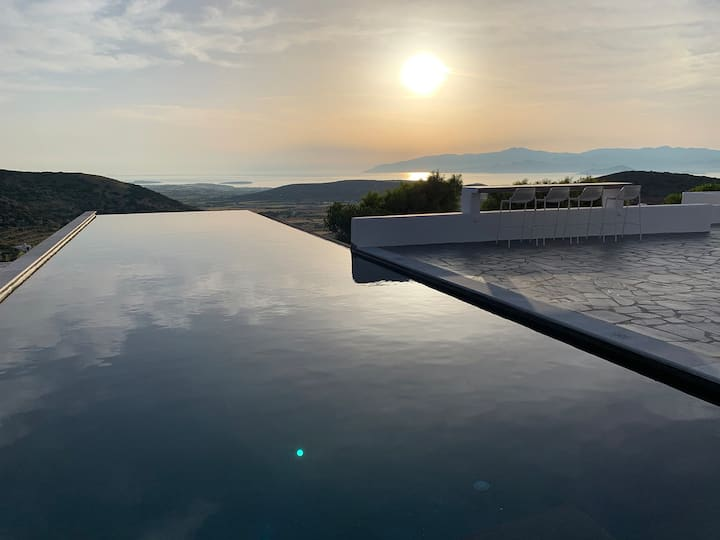 Villa Orian Paros