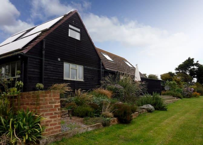 The Little Barn (Wightbarn), Isle of Wight, UK