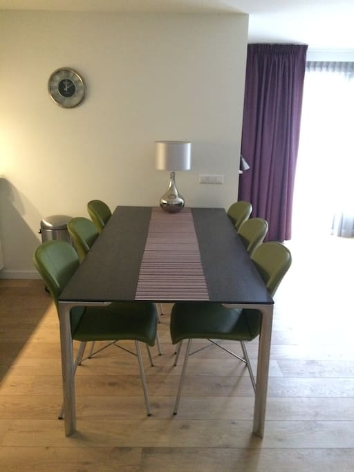 Design table and chairs