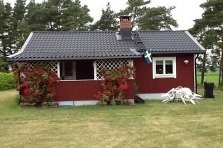 Smultronställe på östra Gotland