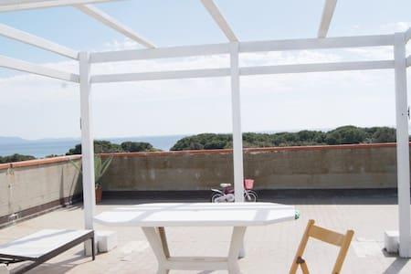 Casa con vista sul golfo di Follonica